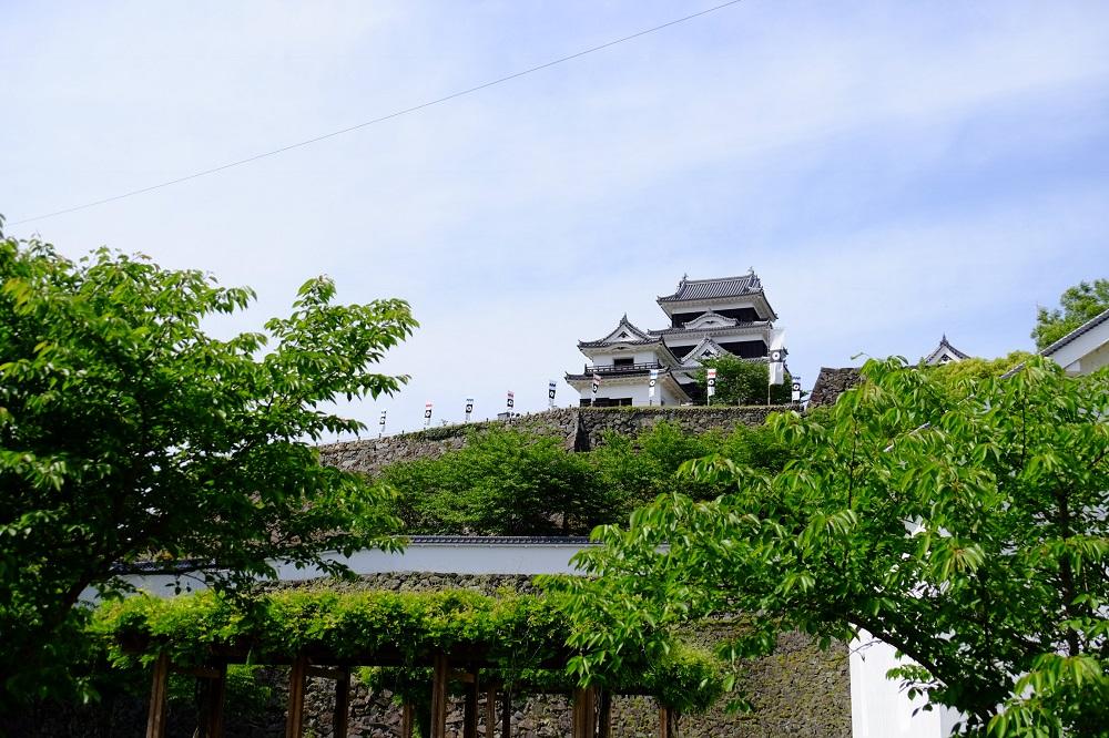 伊予の小京都