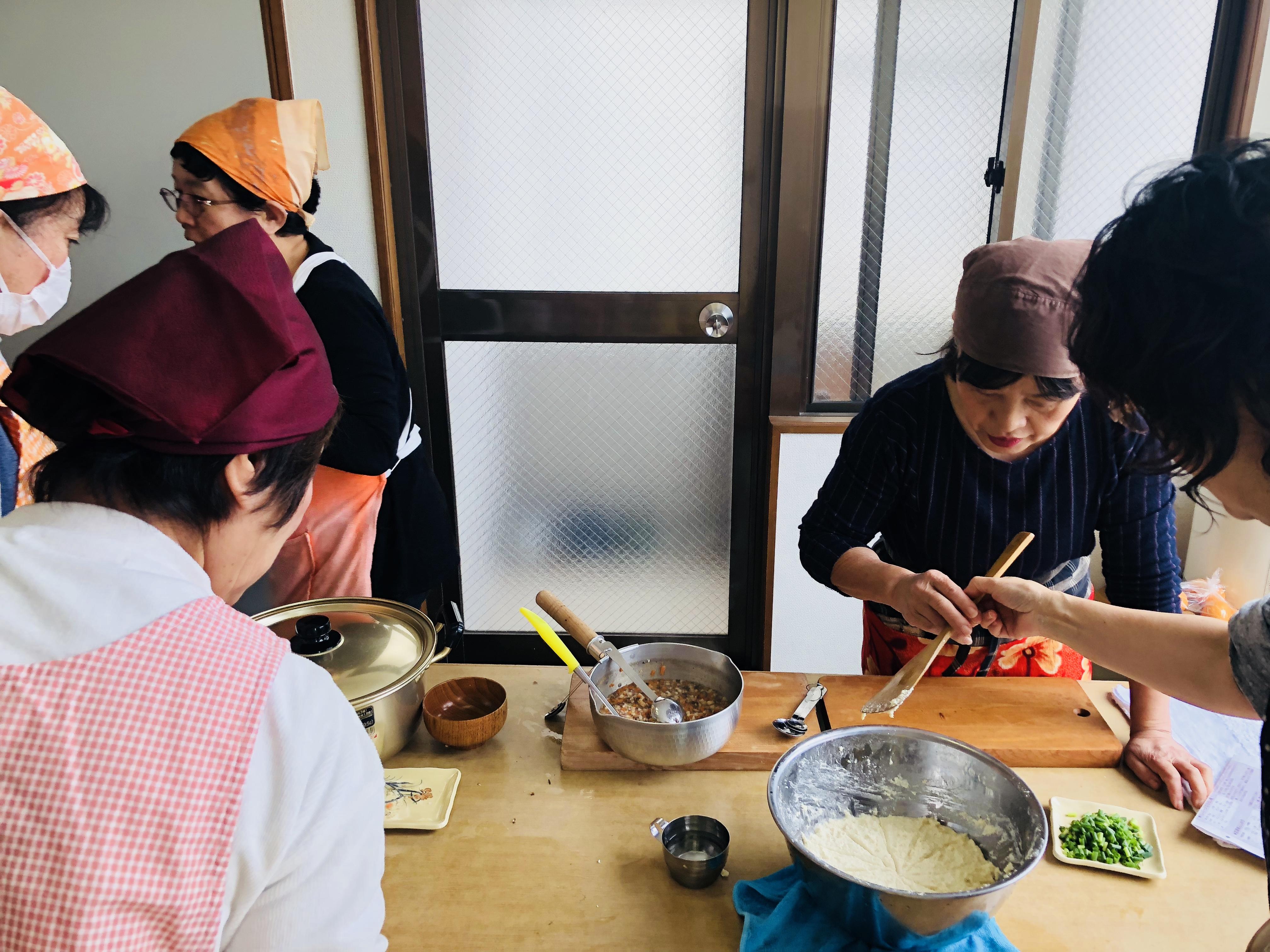 第40回☆健康教室ーお腹にやさしい食事ーを開催しました!