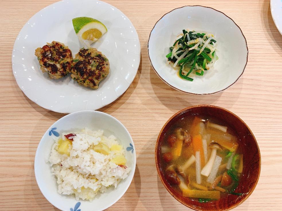 塩分控えめの食事(塩分2g)