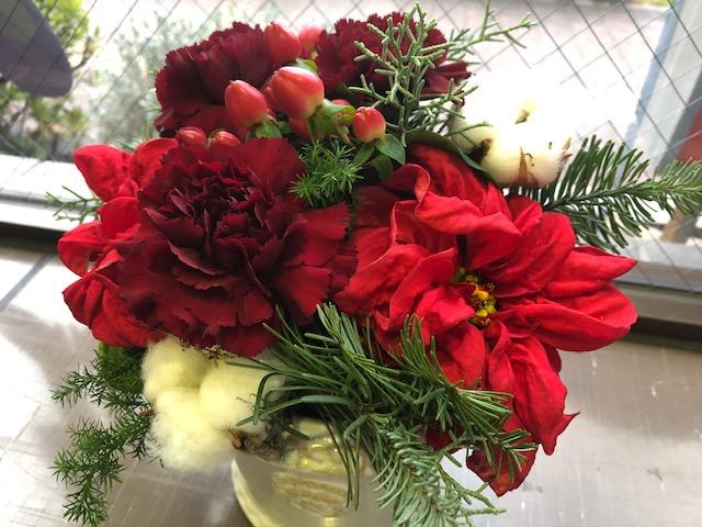 平野屋 今週のお花