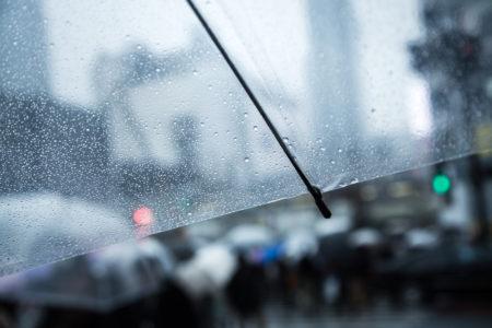 大雨警戒レベルが変更になりました
