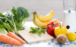 生活習慣病予防の食事